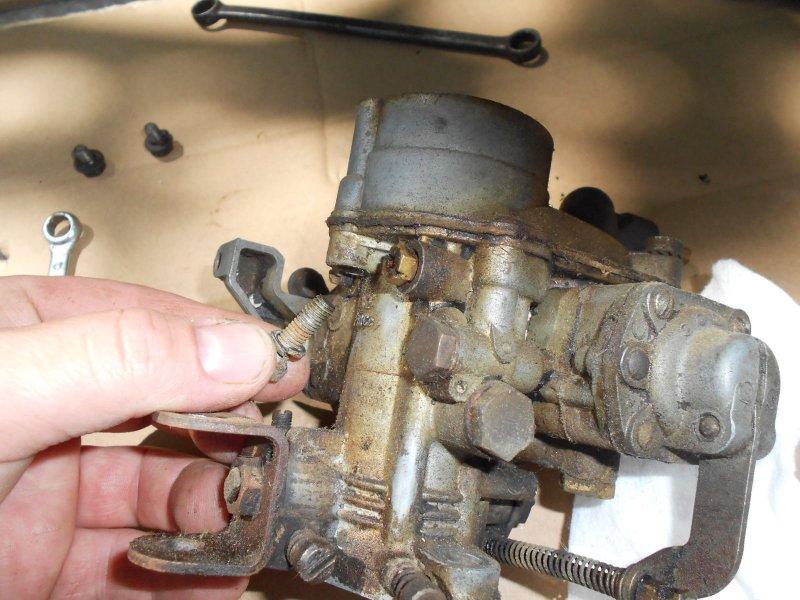 carburateur solex estafette