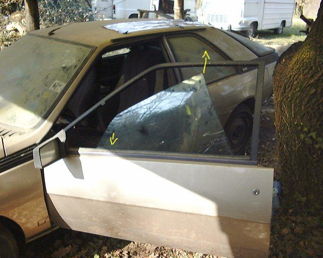 les voitures de fred 25 changer un moteur de l ve vitre ou une vitre. Black Bedroom Furniture Sets. Home Design Ideas